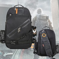 A divisão mesmo estilo mochila saco pacote área escura saco backpack bag bag tactical style backpack -