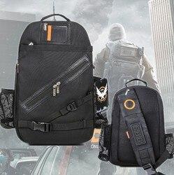 Podział ten sam styl plecak torba pakiet ciemny obszar torba w Plecaki od Bagaże i torby na
