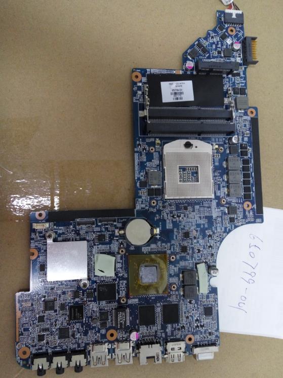650799-001 lap DV6-6000 full test lap connect board connect with motherboard a000095850 connect board connect with motherboard full test lap connect board