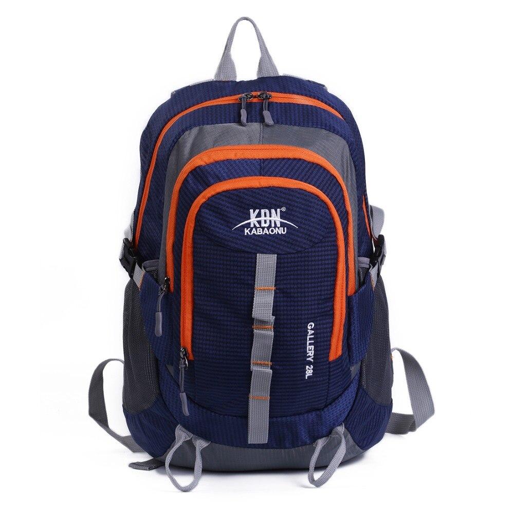28L Travel Climbing Backpacks MenTravel Bags Waterproof Hiking Backpacks Outdoor Camping Backpack Sport Bag Men Backpack