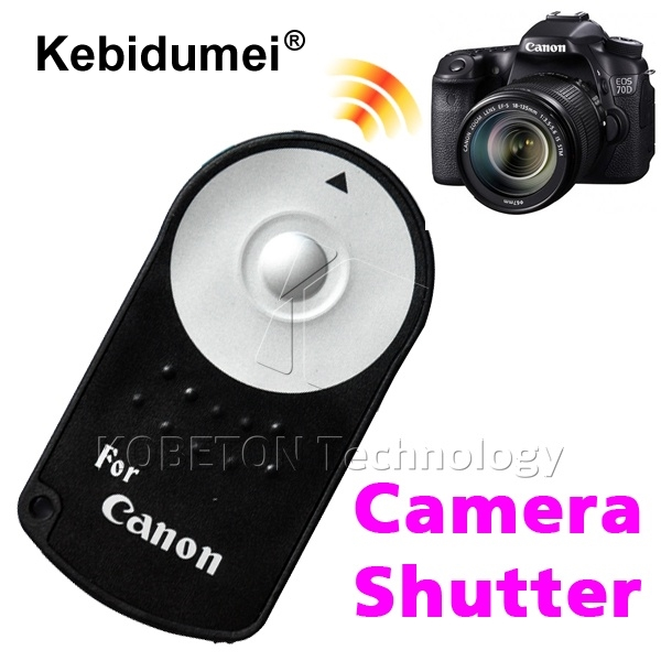Rc 6 Rc6 Ir Infrared Wireless Remote Control Shutter