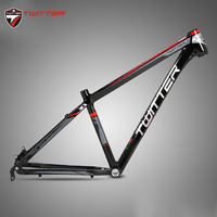 Twitter MTB 3900XC AL6061 Mountain Bike Frame For 26 27.5 29er Wheelset Smooth Welds Internal Cable XC Lever T4 T6 Processing