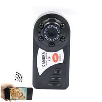 Mini Q7 Kamera 720 P Wifi DV DVR Wireless IP Cam Marke Espia Video Camcorder Recorder Infrarot-nachtsicht Geheimnis sicherheit