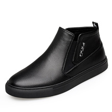 Men Genuine Leather Casual Shoes Summer Male Shoes Fashion Flats Round Toe Loafers Slip On Man Driving Shoes Brand DB0107 стоимость