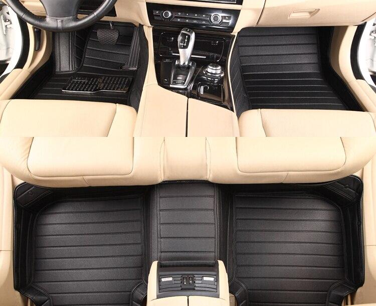 AA Custom Special Floor Mats For Citroen Grand C4 Picasso 7seats Durable Carpets For C4 Picasso 7 Seats Foot Carmat