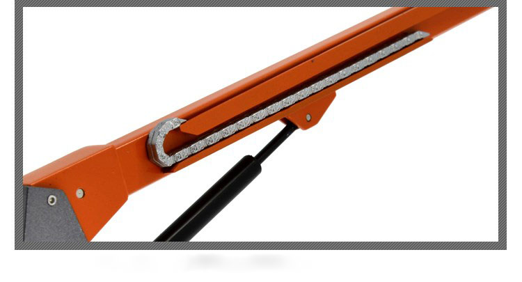 1:40 Ножничного подъемника самоходный подъемник телескопический