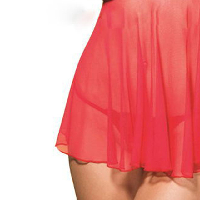 Mini Lace Babydoll for Women