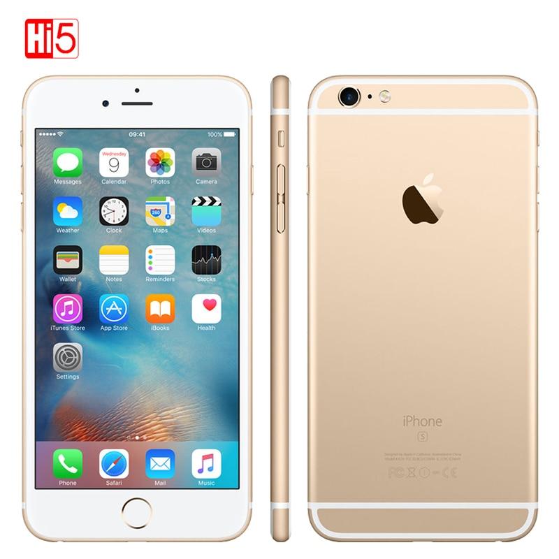 Desbloqueado Apple iPhone 6S plus 16 2GB RAM GB/64 GB ROM 5.5