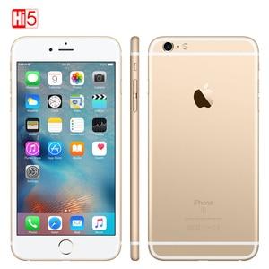 "Image 1 - Unlocked Apple iPhone 6S artı 2GB RAM 16GB/64GB ROM 5.5 ""ekran 12.0MP iOS LTE parmak izi tek sim çift çekirdekli akıllı"