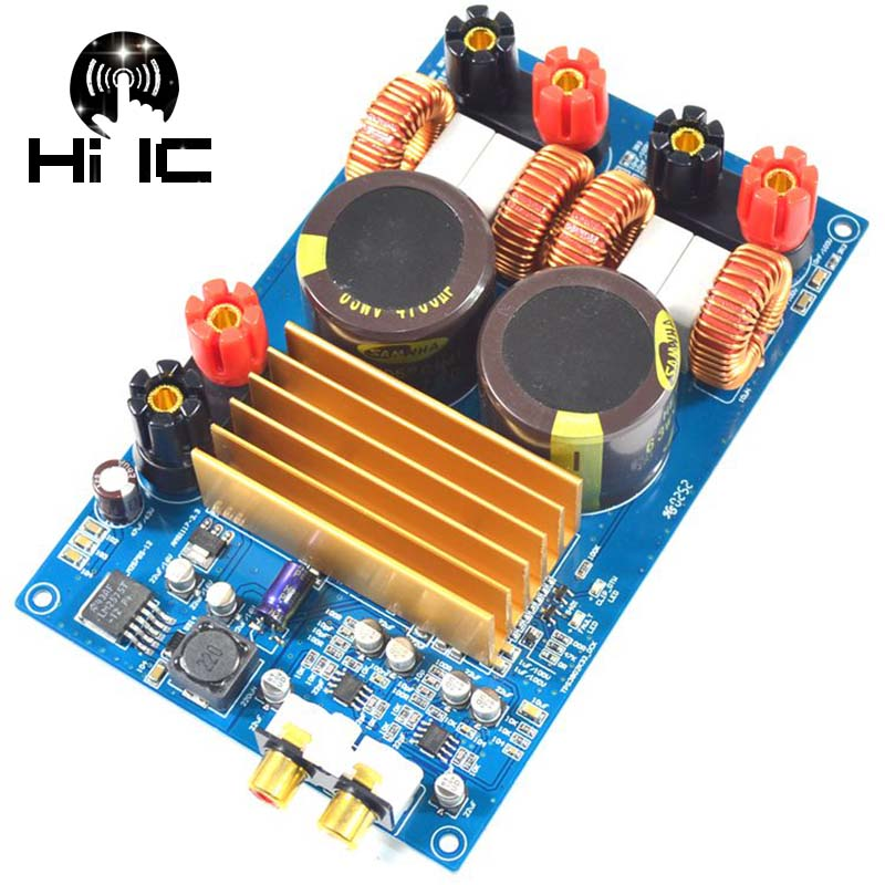 High Quality Class D TPA3255 HIFI AUDIO Digital Amplifier Board Digit Power AMP Circuit Module 300W