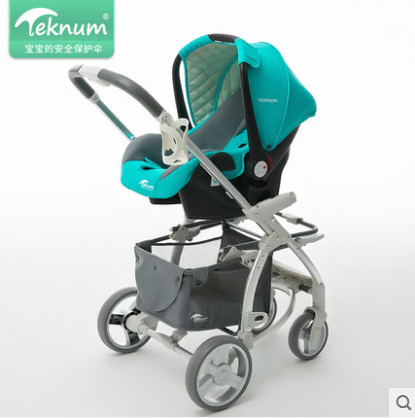 3 In 1 Baby Stroller High Landscape Folding Portable Baby Carriage For Newborns Luxury Prams For Children From 0-3 Years Old 4