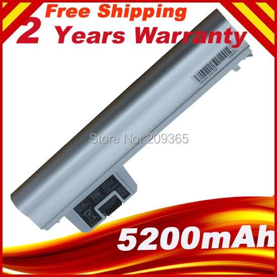 Silver Battery For HP Pavilion Dm1 3000/3105m/3115m DM1Z-3200  GB06 HSTNN-OB2D HSTNN-YB2D HSTNN-LB2G OB2D YB2D DM1-3000 DM1 3000