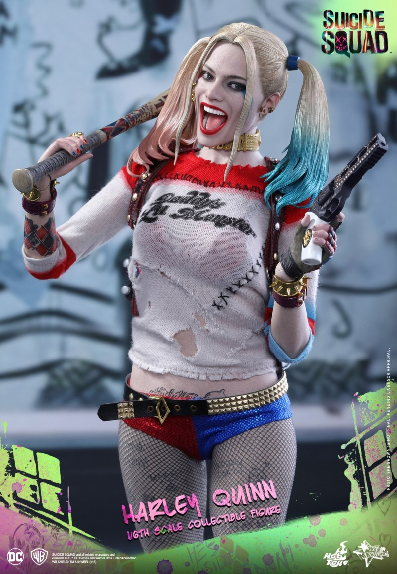 HT Hot Toys HOTTOYS MMS383 1/6 Suicide Squad Haley Quiin Model Collection Action Figure Toys 12Inch New Box военные игрушки для детей hot toys wt hottoys ht 1 6