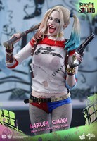 HT Hot Toys HOTTOYS MMS383 1/6 Suicide Squad Haley Quiin Model Collection Action Figure Toys 12Inch New Box