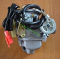 PD24J K.H quality carburetor for Scooter Moped ATV GY6 125 Carburetor GY6 150 carburetor 152QMI 157QMJ