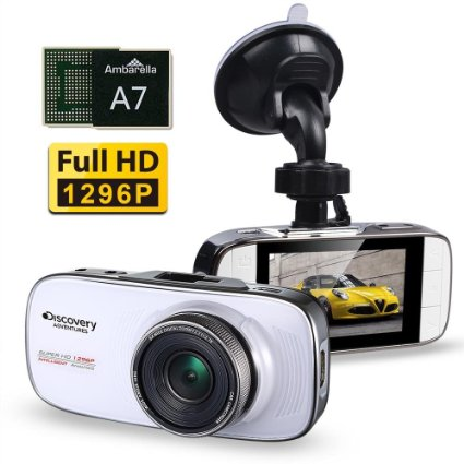 Discovery DC200 Car DVR Full HD Dash Cam 2.7