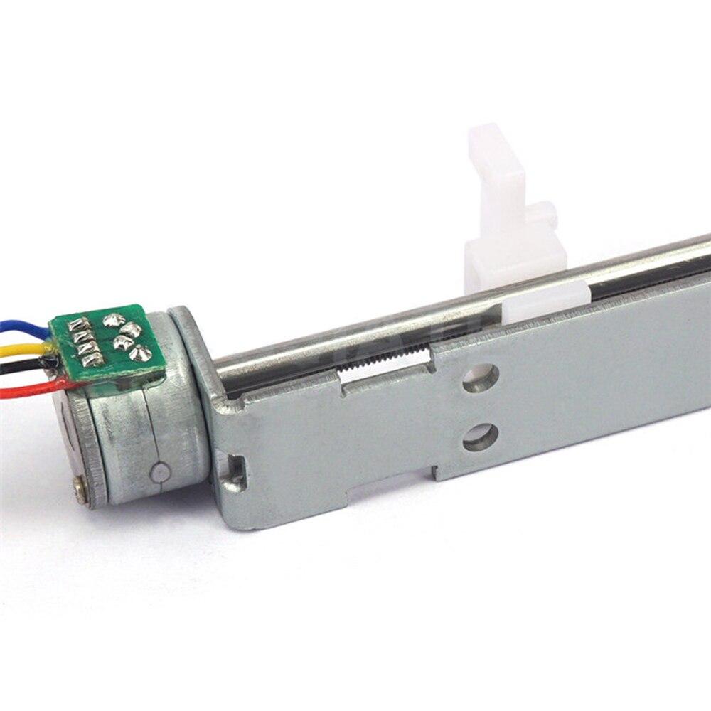 6mm DC 3-5V 2-Phase 4-Wire MINI Stepper Motor Linear Lead Slide Screw Stage,DIY
