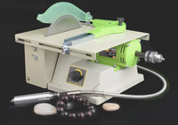 1380W Multifunction Mini Table Saw Stone Polisher Jade Engraving Machine Grinding Machine Table Saws Jade Cutting