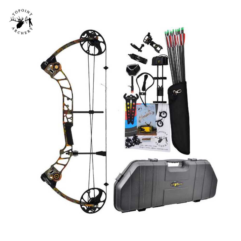 11 Color T1 Compound Bow 17-70 Lbs Draw Weight 19-30 Inches Draw Length 320fps IBO Archery Equipment for Shooting new 34 inches children compound bow draw weight 15lbs black fiberglass handle for archery practice competition game shooting