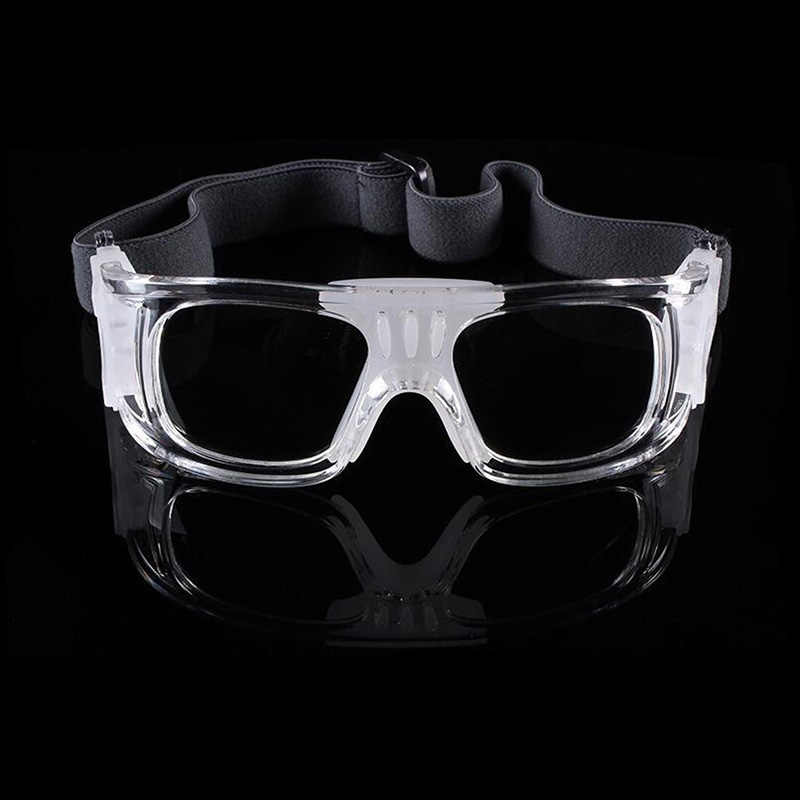 351d4cec1f17 ... Prescription Basketball football Glasses Sports eye protective goggles  men women Prescription PC Lens Eyewear XA095 ...