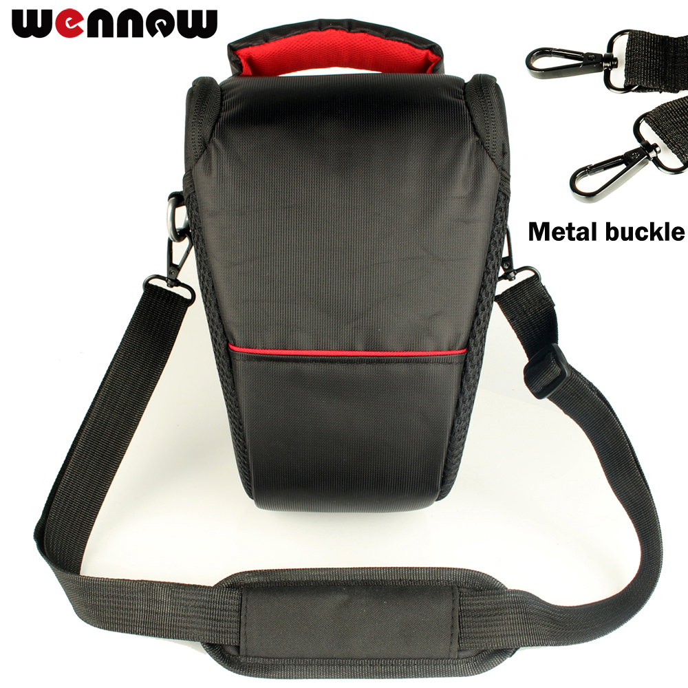 Camera Bag Case For Canon Digital Single Lens Reflex EOS 800D 80D 1300D 1200D 1500D 760D 750D 700D 600D 200D 550D 60D 77D 70D недорого