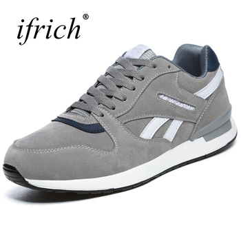 Athletic Shoes Sport Sneakers Autumn Winter Warm Running Shoes for Couples Black Red Gym Trainers