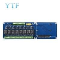 ラズベリーパイ 4B/3B + 8 方法 5 5v リレーモジュール拡張フォトカプラ分離サポート plc