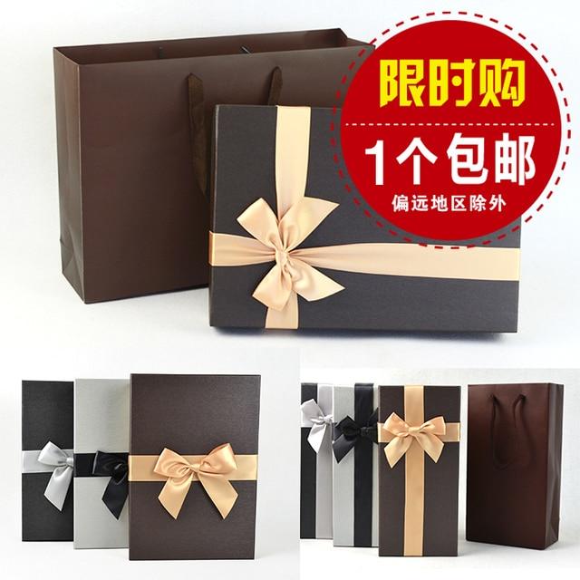 Gift Wrap Box Large Rectangular Gift Box Packaging Gift Boxes To