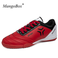 Lightweight Football Shoes For Men Nice Kids Shoes Skid Resistance Indoor Soccer Sneakers Cheap Football Boot