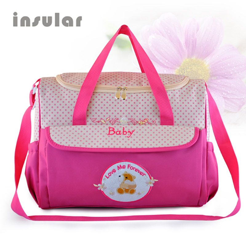 Baby Changing Diaper Bags Maternity Bag Large Capacity Bag Mom Backpack Nappy Bags