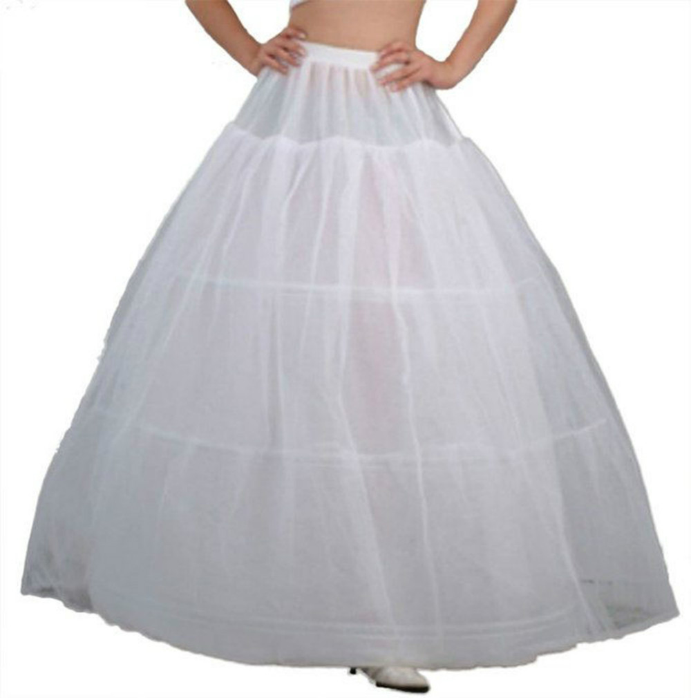 New Cheap Good Quality Cheapeat 3 Hoop 1 Tulle Wedding