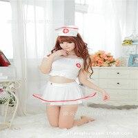 Sexy Lingerie Sexy Temptation Nurse Game Uniforms Set Female Pajamas Supplies