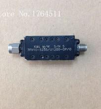 [BELLA] K&L 7FV10-5235/U1200-OP/O 4.7-5.8GHZ RF microwave bandpass filter SMA