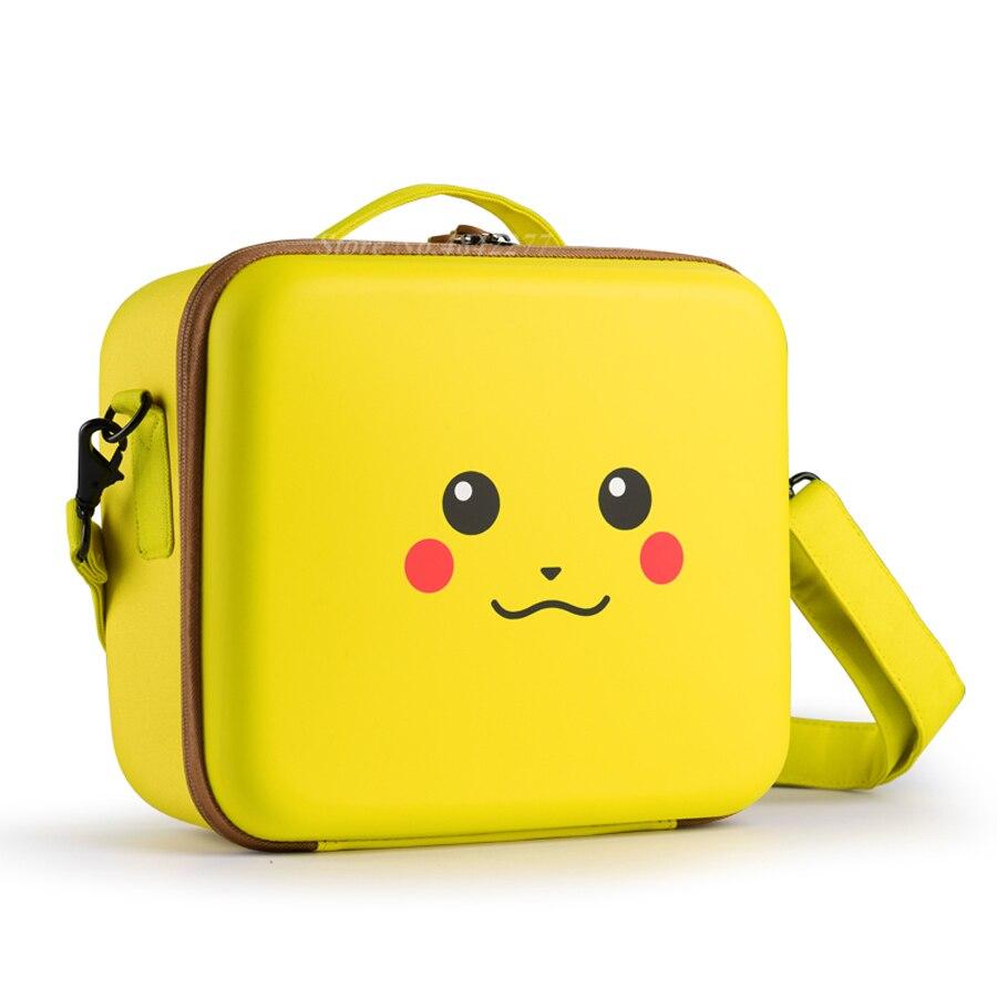 Nouveau Pikachus étui pour interrupteur accessoires Nintendoswitch rangement Pokeball de protection grand sac Nintendos sacs de jeu