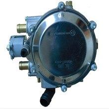 Redutor De Pressão De Gás Propano GPL EFI Vaporizador Tradicional com Válvula Solenóide para Sistemas Aspirados