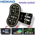 Botón de control remoto del volante del coche de navegación del coche DVD/2 din android Bluetooth inalámbrico de control remoto Universal