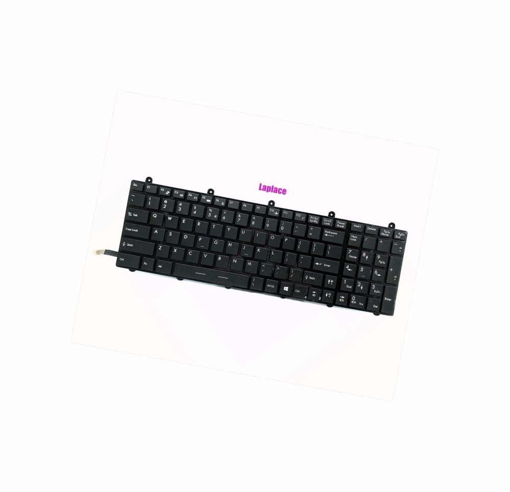 US Keyboard for MSI GT70 0NC 0ND 0NE 2OC 2OD 2PC 2PE Dominator Full RGB Backlit