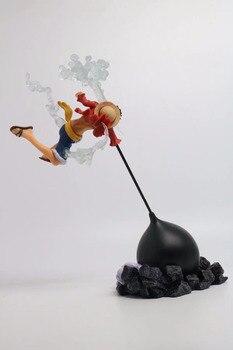"Figura de Luffy ""3º Marcha con Haki"" (26cm) Figuras de One Piece Merchandising de One Piece"