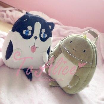 Princess sweet lolita bag Japanese lovely day ulzzang soft sister schoolbag little fresh girl backpack animal fashion SD025