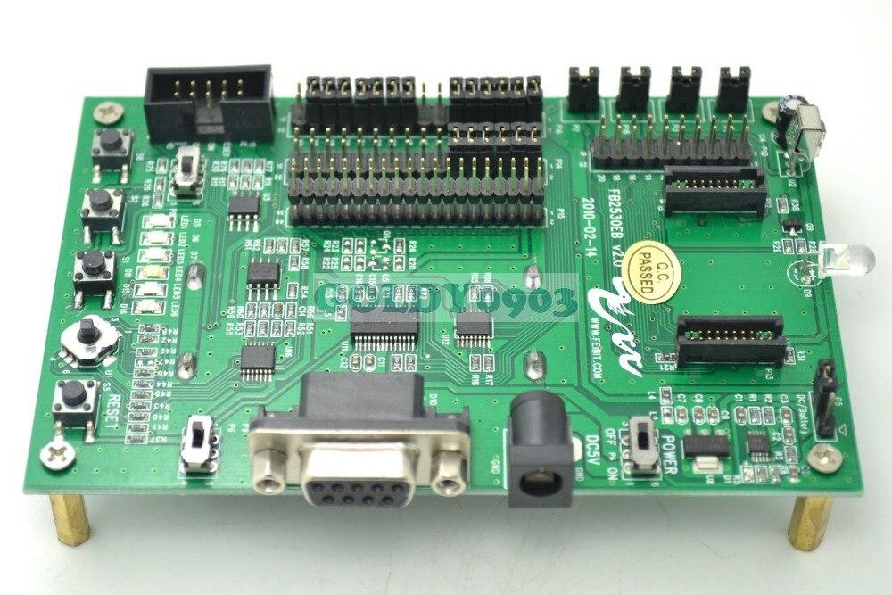 CC2530 Zigbee RF4CE development board expansion compatible w TI SmartRF05EB cc2530 development board zigbee development board kit node module cc2530zdk