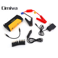 3 Colors 68000ma Multifunctional Portable Cars Auto Emergency Start Car Jump Starter Power Bank With Three