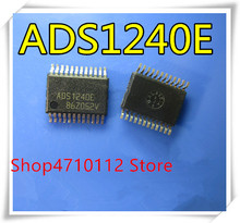 NEW 5PCS/LOT ADS1240E ADS1240 SSOP-24 IC