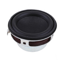18 Coil Full Range Speaker Plastic Frequency Horn 40mm 4Ohm 5W Audio Magnet Loudspeaker Mayitr