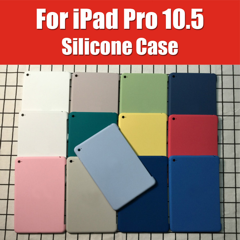 Official Style Original Box With Logo Protection Skins Shell (PRODUCT) For Apple Ipad Pro 10.5 Case Silicone Cover
