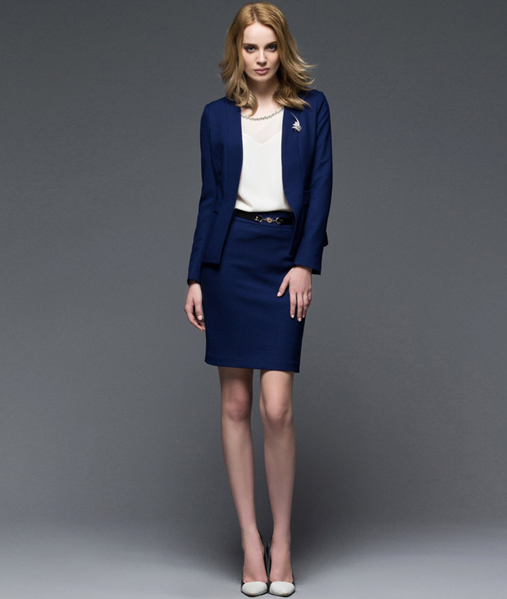 royal as Picture 2017 blue custom suit hot blazer s made fashion selling slim As new Picture coat women casual UTTYrwX