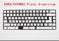 XD84 eepw84 Anodized Aluminum Mechanical Keyboard Plate DIY support xd84 eepw84 75% pcb