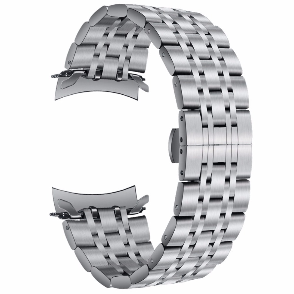 V-moro Strap Metal Stainless Steel Sports Smart Watch Bands