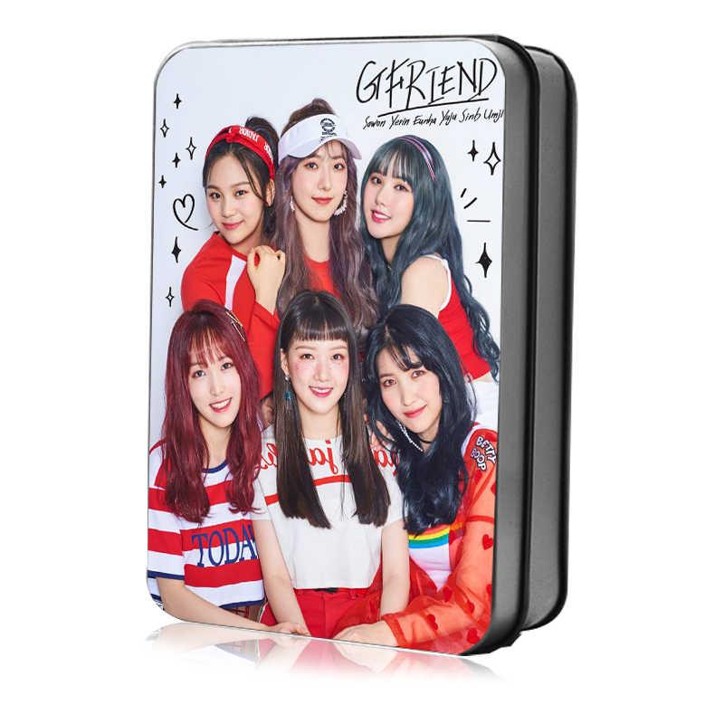 Detail Feedback Questions about Kpop GFRIEND Sunny Summer Polaroid