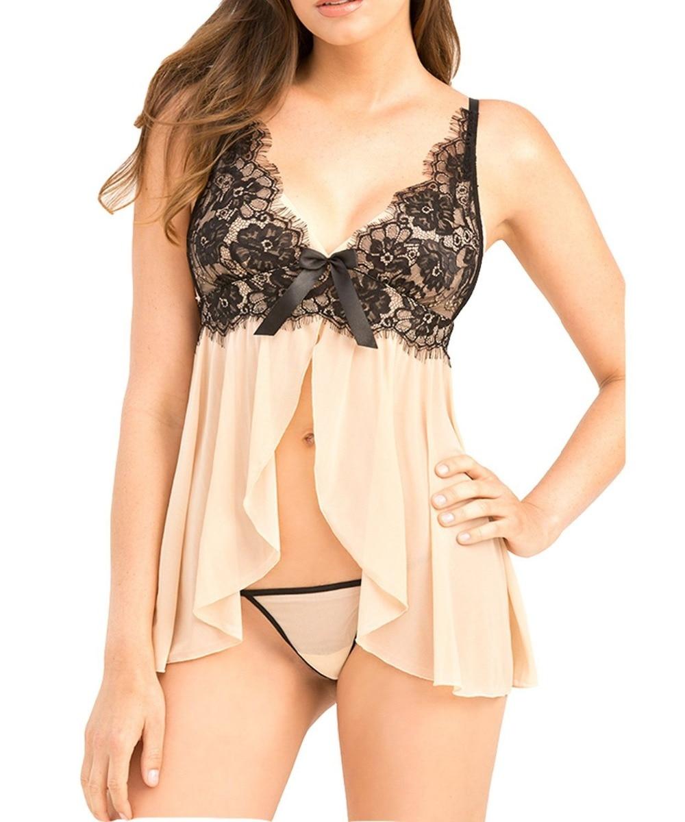 2016 New High Quality Sexy Lingerie Ladys Lace Slips Dress M L Xl Xxl Xxxlfree Shopping-In -2335