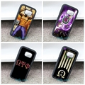 Omega Psi Phi fashion phone Cover Case for Samsung galaxy S3 S4 S5 S6 S6 edge S7 S7 edge Note 3 Note 4 Note 5 &bb339